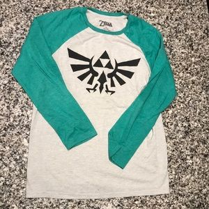 Other - Young men's size L long sleeve shirt. Zelda.